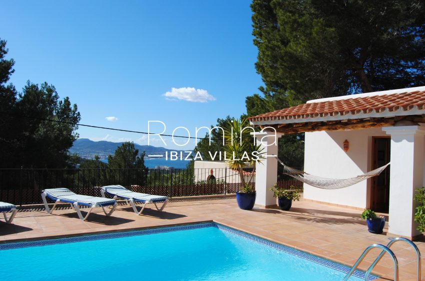 villa enia ibiza-1pool sea view2