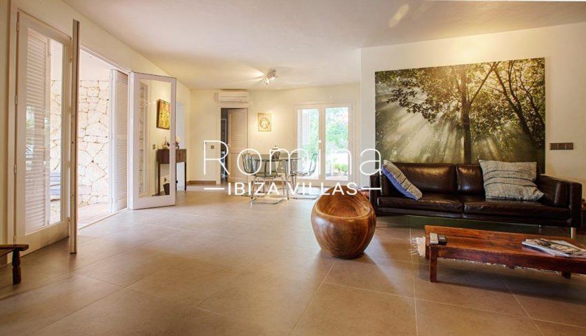 villa handia ibiza-3living room