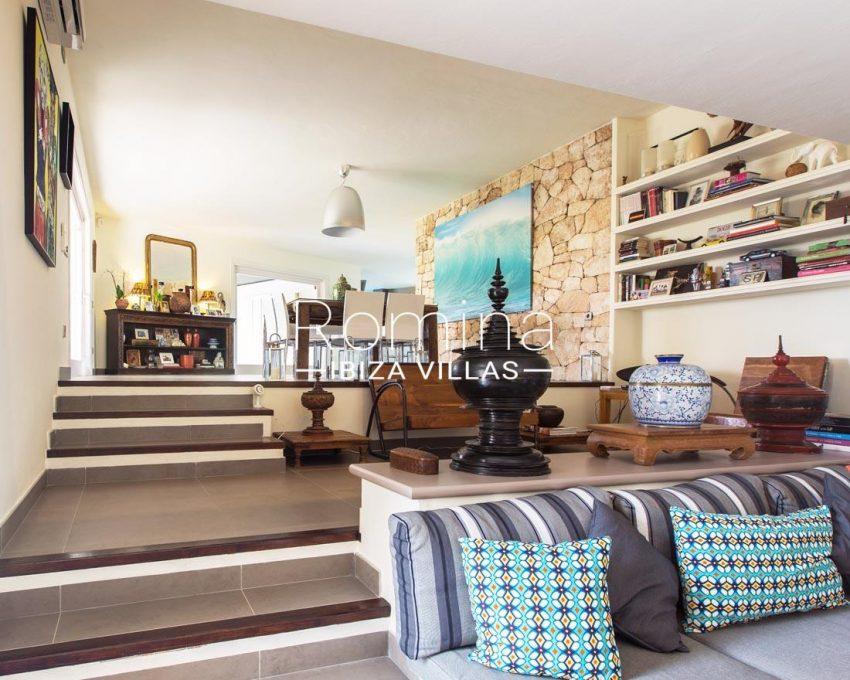 villa handia ibiza-3sitting area