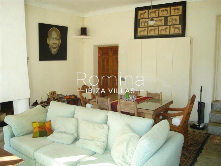 villa zaldi ibiza-3living dining room