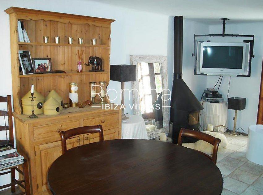 villa zaldi ibiza-3living room guest house