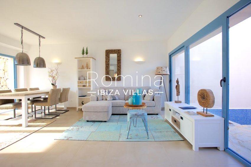 adosados cala tarida-3living dining room