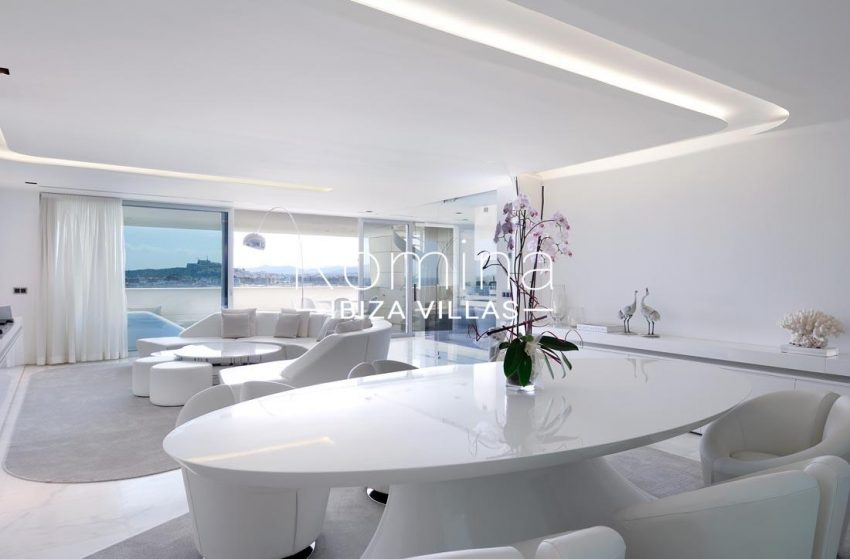 atico es pouet s ibiza-3dining room view