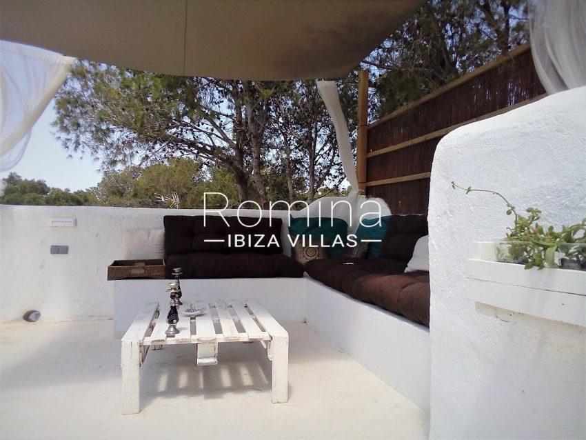 studio mar ibiza-2terrace banqettes