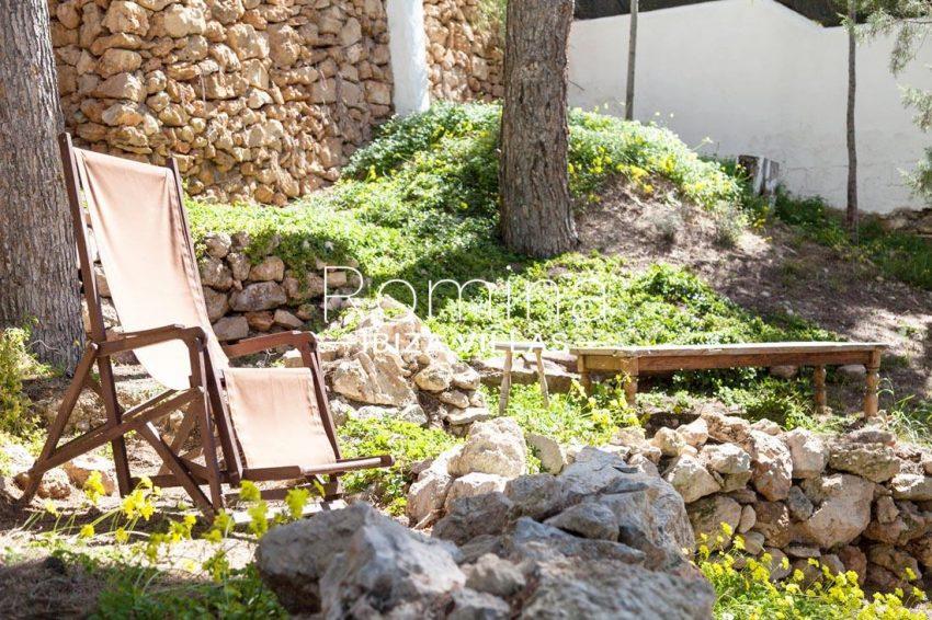villa mar ibiza-2garden transat