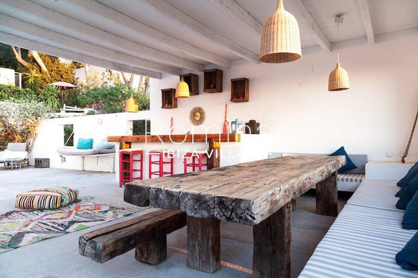 villa mar ibiza-2terrace bar