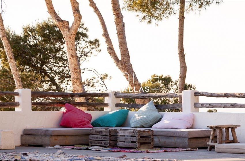 villa mar ibiza-2terrace cushions