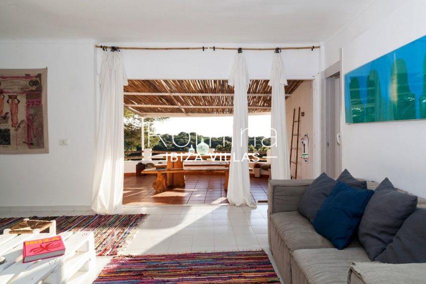 villa mar ibiza-3living room terrace