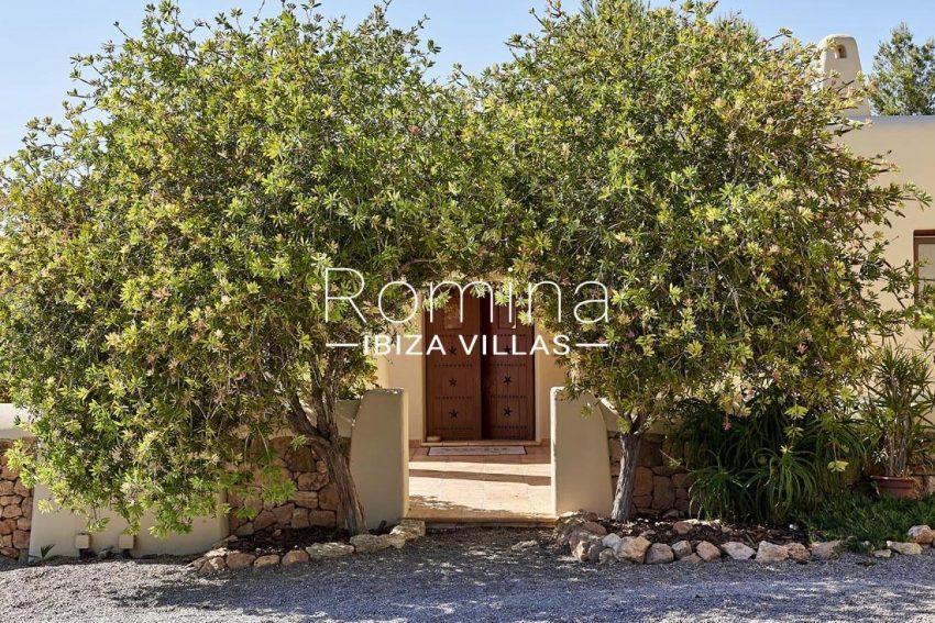 villa samani ibiza-2entrance door