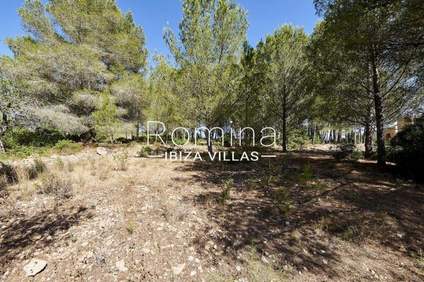 villa samani ibiza-2garden and trees2