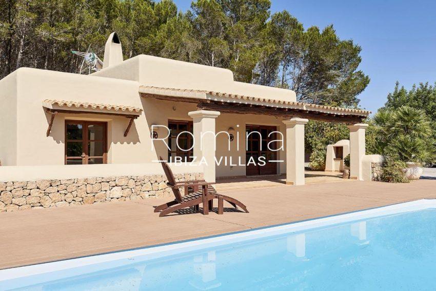 villa samani ibiza-2pool porch2