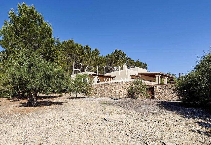 villa samani ibiza-2side facade2
