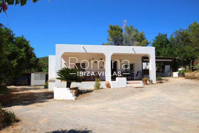 casa lanai ibiza-2facade porches
