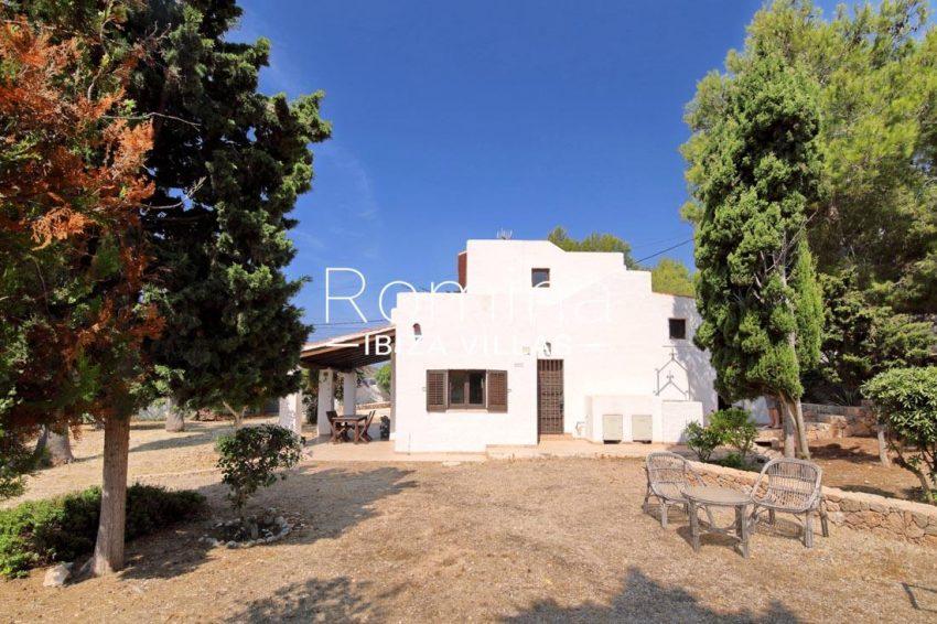 casa salinas ibiza-2facade side