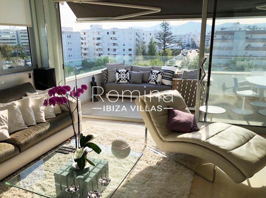 loft ibiza-3living room terrace2