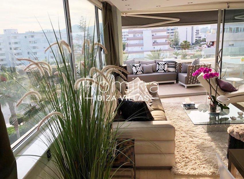 loft ibiza-3living room view2