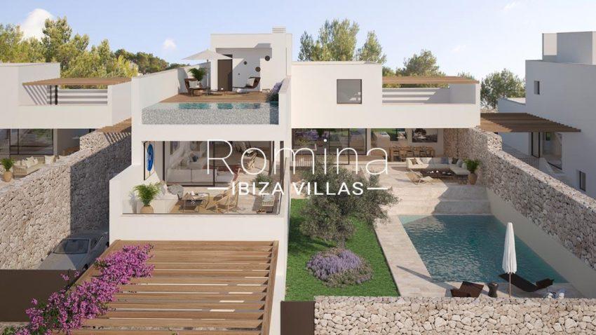 proyecto villas costa-2facade2