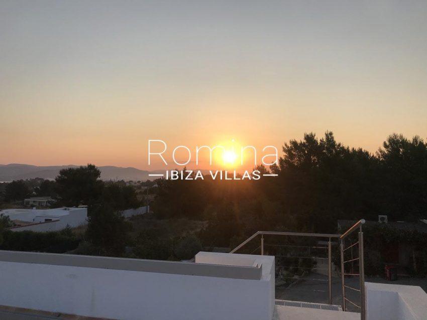 villa blanca ibiza-1sunset