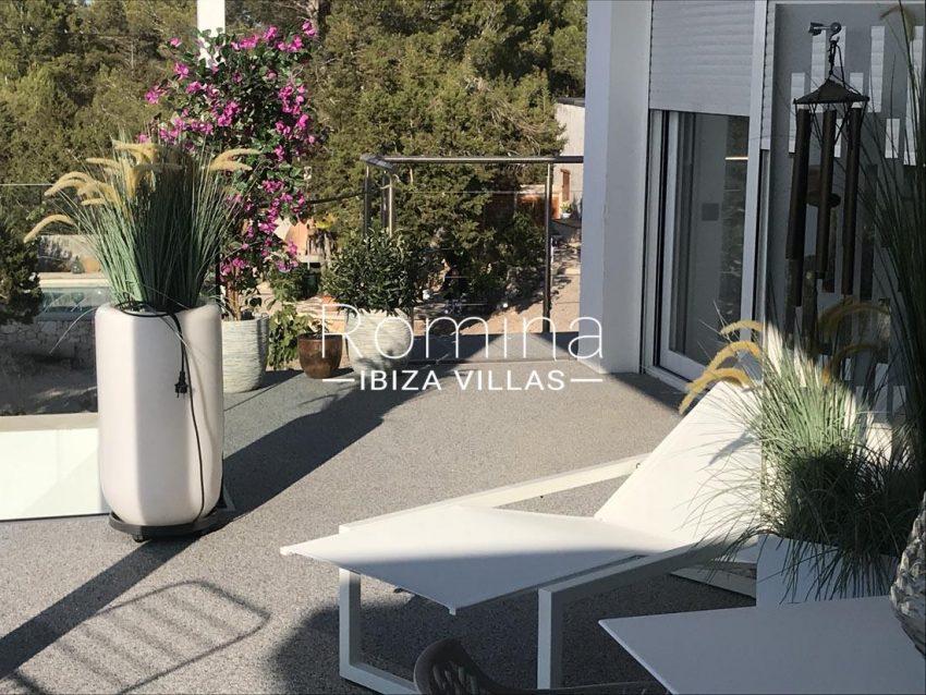 villa blanca ibiza-2terrace deck chair
