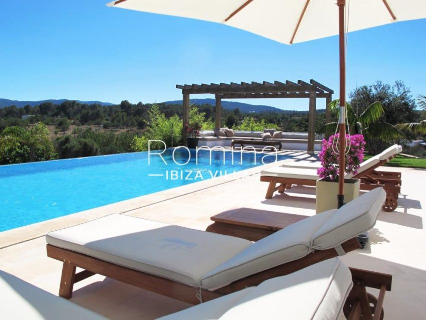 villa hegan ibiza s-2pool terraces chill out