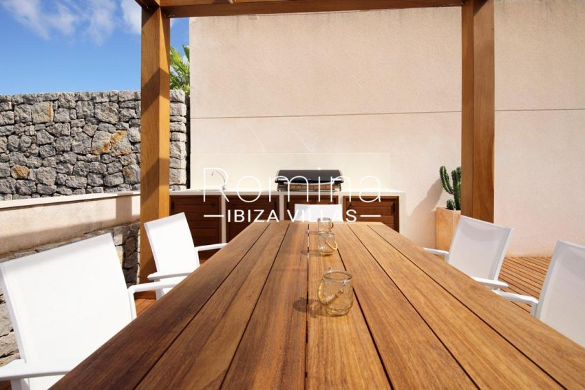 adosado dragon ibiza-2pergola outdoor dining table