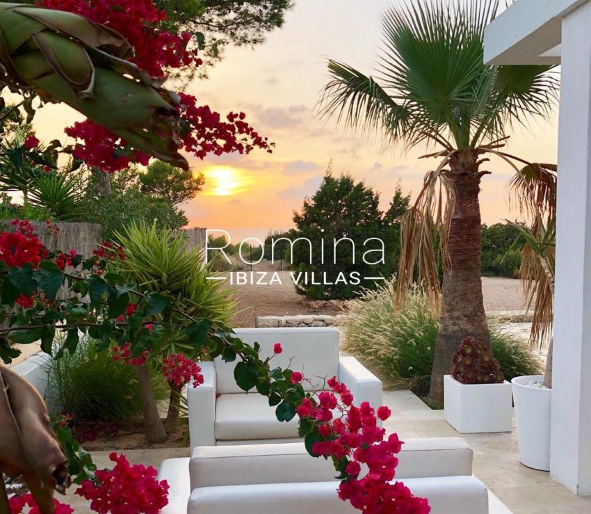 adosado sunset ibiza-2sitting area sunset