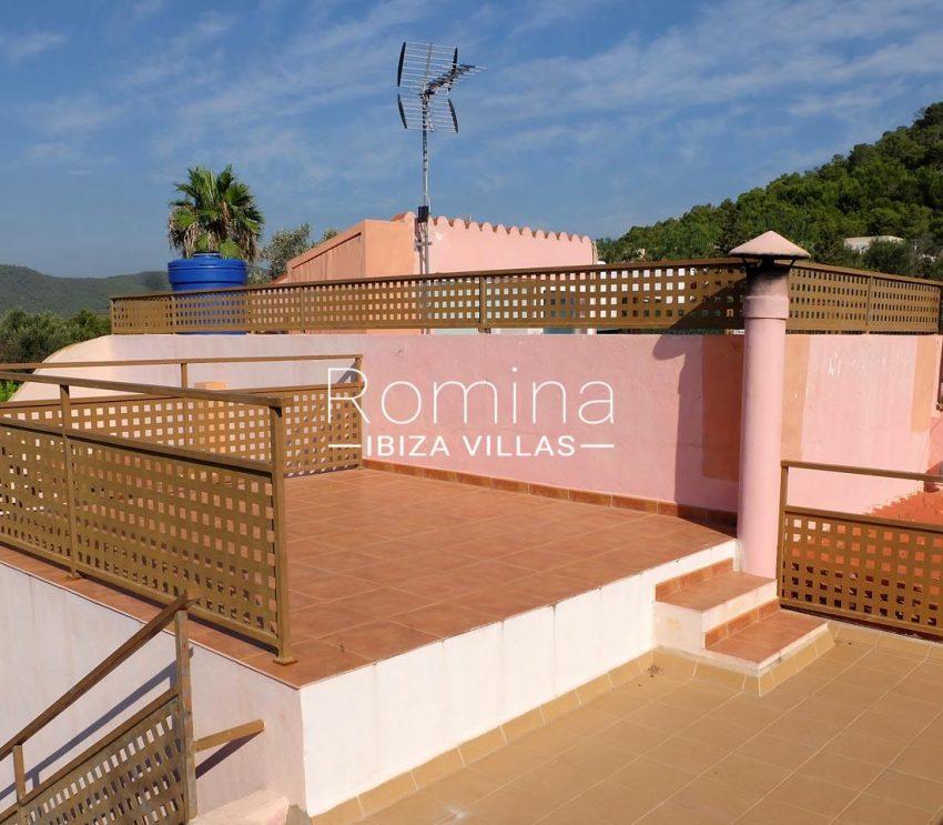 casa llaina ibiza-2roof terrace