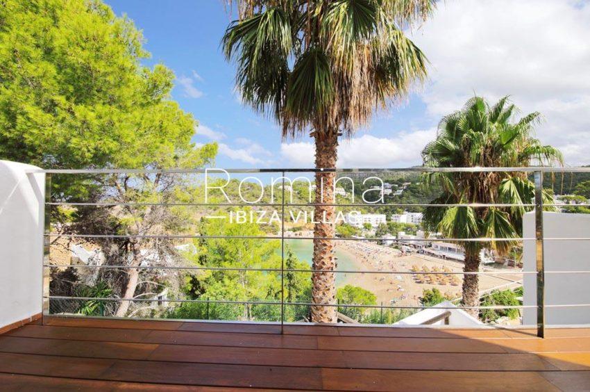 casa playa vistas ibiza-1terrace view beach