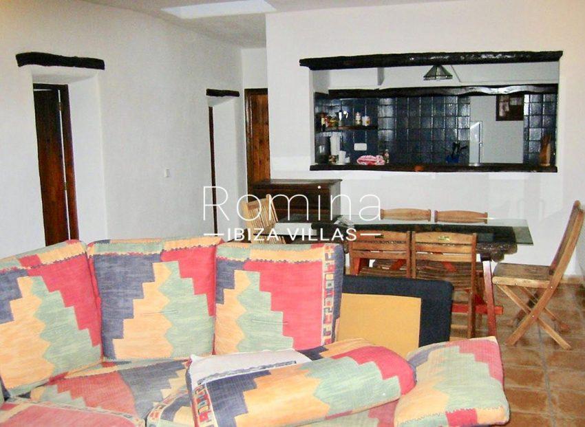 casa shamba ibiza-3living dining room