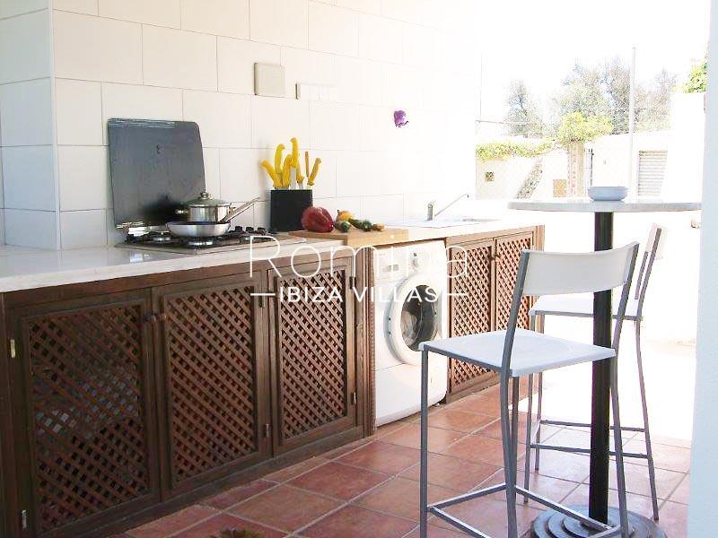 casa yucca ibiza-2outdoor kitchen