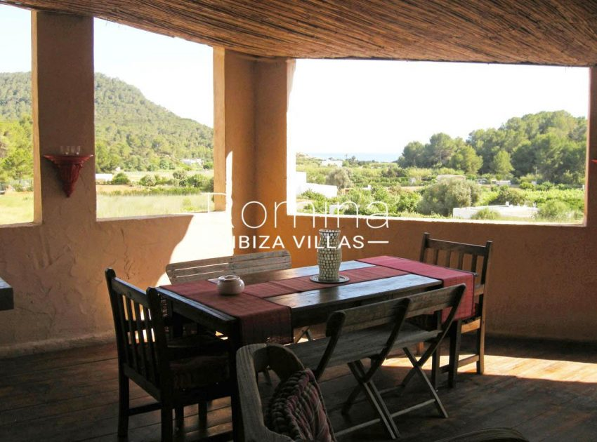 loft yundal ibiza-1terrace sea view