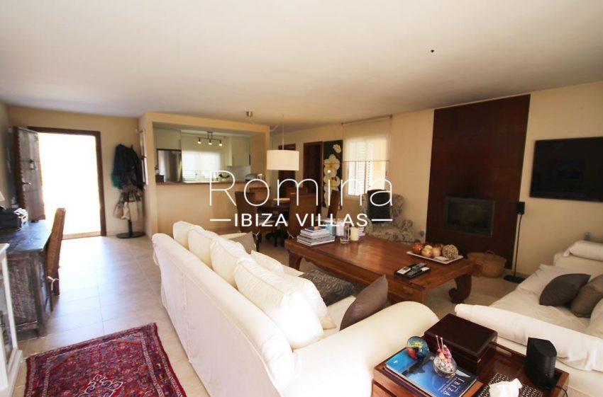 villa kaler ibiza-3living room