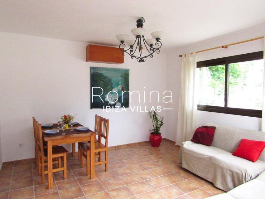 villa mikel ibiza-3livindining room2