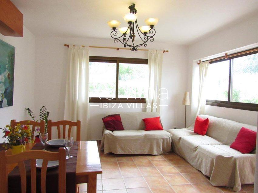 villa mikel ibiza-3living room