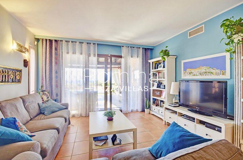 adosado cala ibiza-3living room