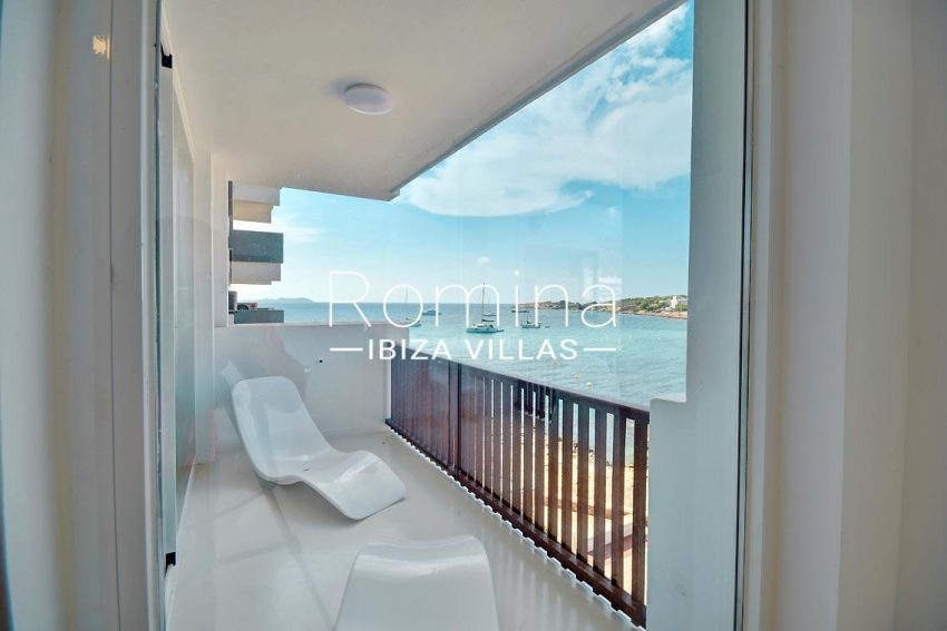 apto rand ibiza-1balcony terrace sea views beach