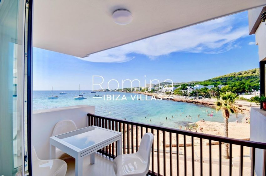 apto rand ibiza-1terrace sea view beach