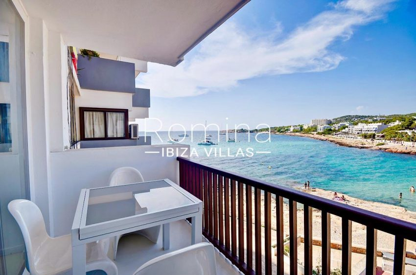 apto rand ibiza-1terrace sea views beach
