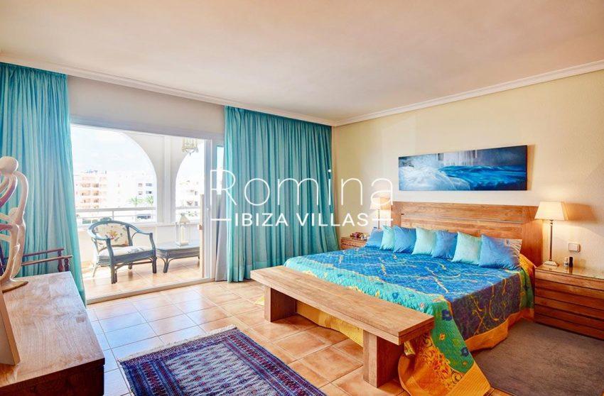 atico haven ibiza-4master bedroom