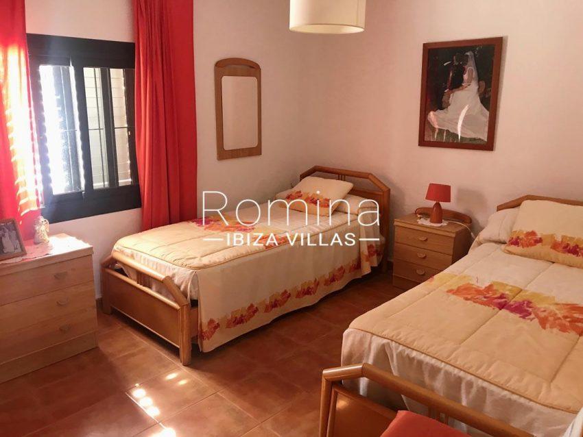 casa silva ibiza-4bedroom twin