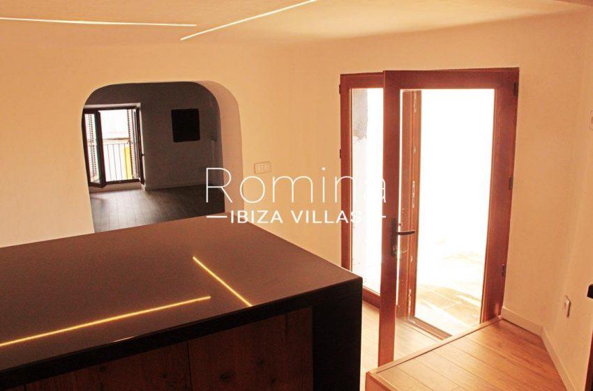 casa vila ibiza-3zkitchen door to outside