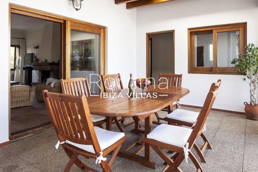 casa zura ibiza-2covered terrace outdoor dining area4