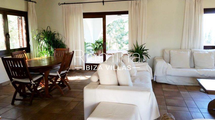casa zura ibiza-3living dining room terrace