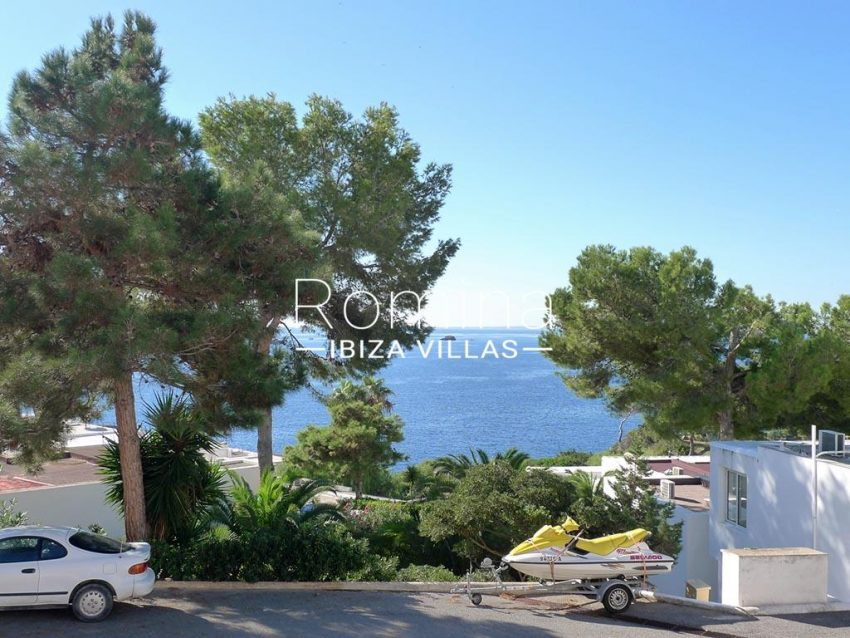 duplex roca mar ibiza-1sea view