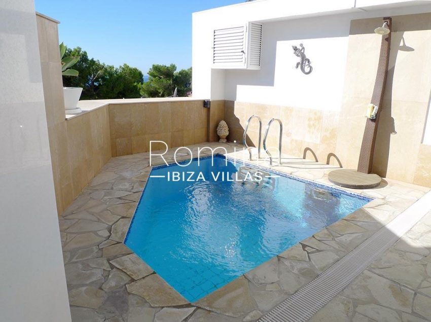 duplex roca mar ibiza-2pool