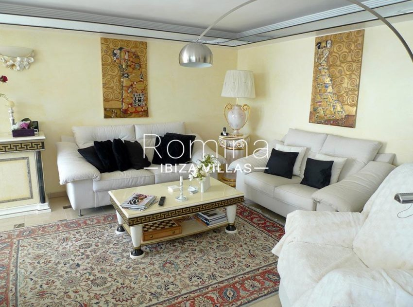 duplex roca mar ibiza-3living room