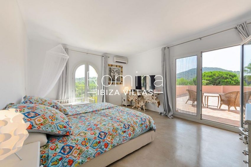 sa tanca ibiza-4bedroom terrace