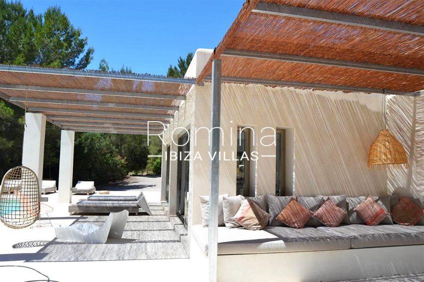 villa design ibiza-2pergola terracs