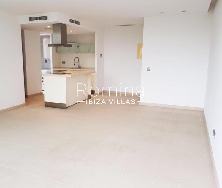 apto canto ibiza-3living room kitchen