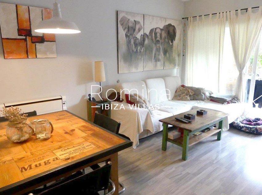 apto playita ibiza-3living dining room